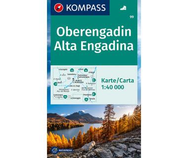 K 99 Oberengadin/Alta Engadina