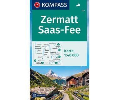 K 117 Zermatt, Saas Fee