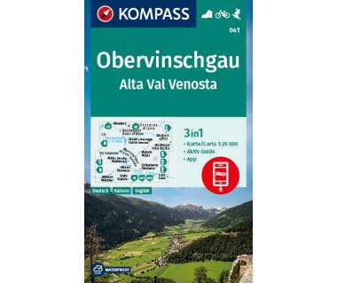 K 041 Oberevinschgau / Alta Val Venosta