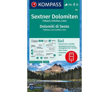 K 58 Sextner Dolomiten