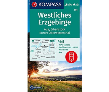 K 806 Westliches Erzgebirge, Aue, Eibenstock, Kurort Oberwiesenthal