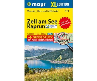 WM 574 Zell am See, Kaprun XL