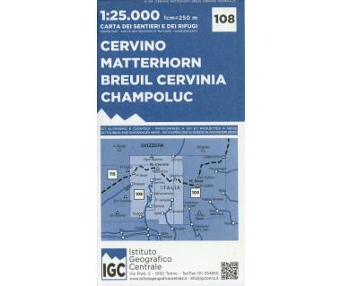 IGC 108 Cervino Matterhorn, Breuil Cervinia, Champoluc