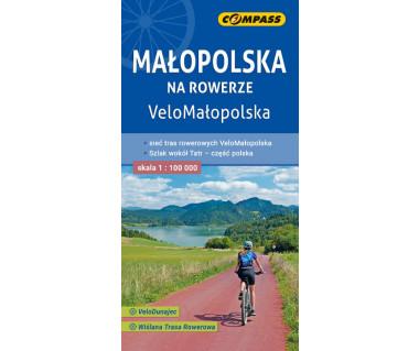 Małopolska na rowerze. VeloMałopolska