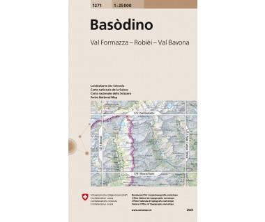 BAL 1271 Basodino