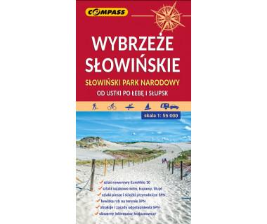 Wybrzeże Słowińskie, Słowiński PN. Od Ustki po Łebę i Słupsk