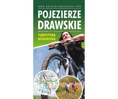 Pojezierze Drawskie - turystyka rowerowa (mapa+ przewodnik)