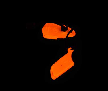 Osłona do czekana Head Cover orange