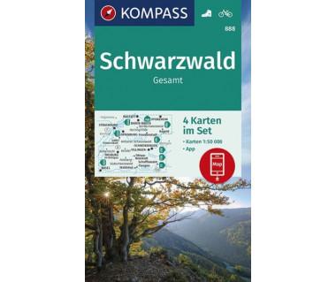 K 888 Schwarzwald Gesamt