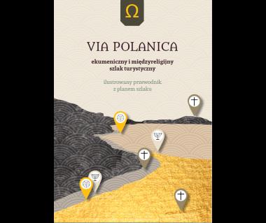 Via Polanica. Ilustrowany przewodnik z mapami