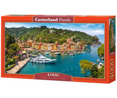 Puzzle 4000 Wiew of Portofino