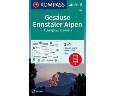 K 69 Gesause, Ennstaler Alpen
