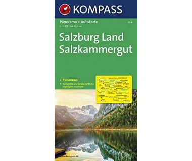 K 334 Salzburg Land, Salzkammergut