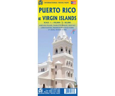 Puerto Rico & US Virgin Islands