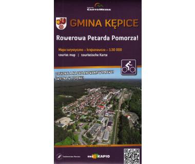 Gmina Kępice. Rowerowa Petarda Pomorza