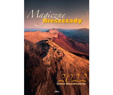 Kalendarz Magiczne Bieszczady 2022