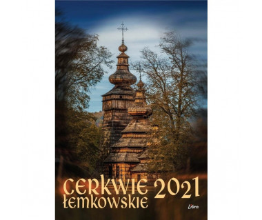 Kalendarz cerkwie łemkowskie 2022