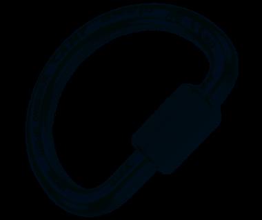 Karabinek Quick Link D Shape 10mm