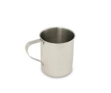 Kubek stalowy 0.45 l Mug