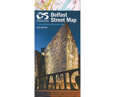 Belfast Street Map (IRD STR 01)
