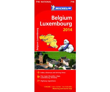 Belgium, Luxembourg (M 716)