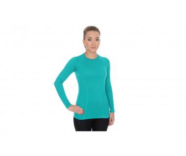 Koszulka damska Active Wool LS12810