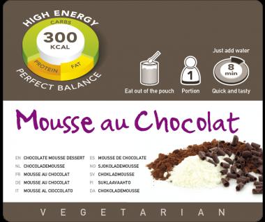 Potrawa AF Mus czekoladowy vege  300kcal (1 porc.)