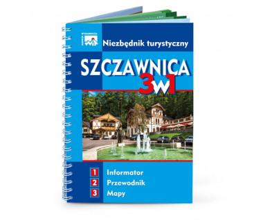 Szczawnica - niezbędnik turystyczny (3w1)