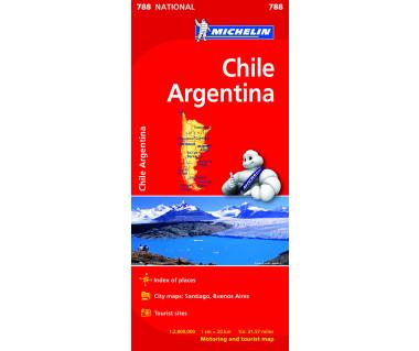 Chile, Argentina (M 788)