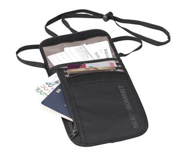 Paszportówka Neck Wallet