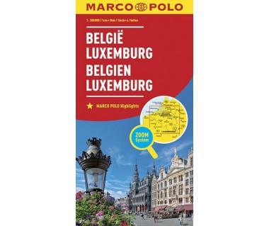 Belgia, Luksemburg