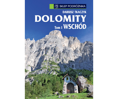 Dolomity. Tom I. Wschód (e-book)
