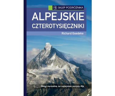 Alpejskie czterotysięczniki (e-book)