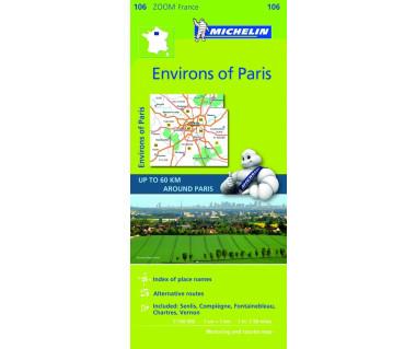 M 106 Environs of Paris