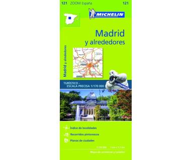 M 121 Madrid y alrededores