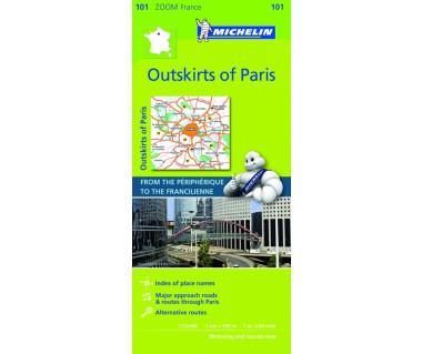 M 101 Outskirts of Paris