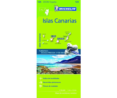 M 125 Islas Canarias