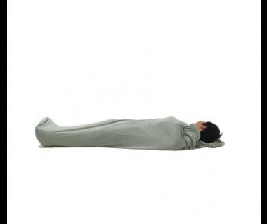 Wkładka do śpiwora Silk Liner Deluxe