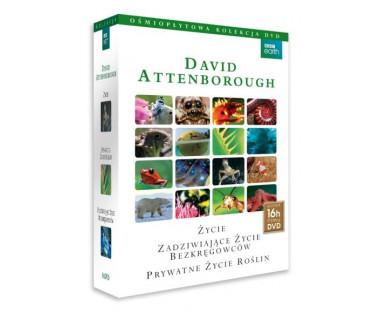Życie, Zadziwiajac życie bezkręgowców, Prywatne życie roślin(box 8xDVD)