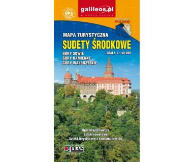 Sudety Środkowe Góry Kamienne, Sowie, Wałbrzyskie