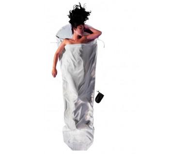 Wkładka do śpiwora Eco-Line Mummy Liner jedwab k:natural silk