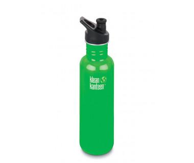 Butelka stalowa Classic z nakrętką Sport Cap 800 ml