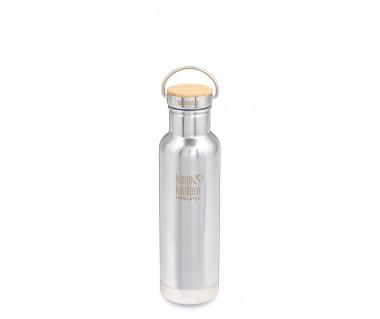 Butelka termiczna Kanteen Reflect z nakrętką Bamboo Cap 592 ml