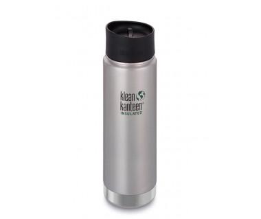 Kubek termiczny Kanteen Wide z nakrętką Cafe Cap 2.0 592 ml