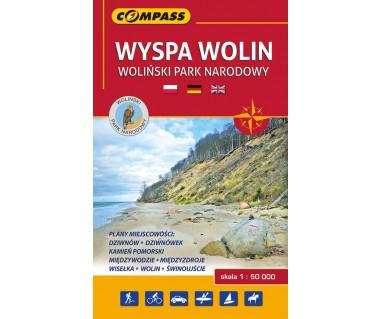 Wyspa Wolin, Woliński Park Narodowy