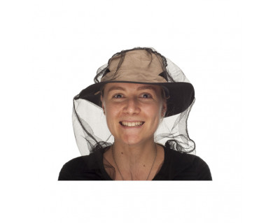 Moskitiera Nano Mosquito Head Net permethrin