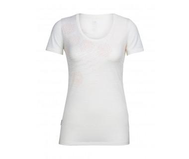 Koszulka Tech Lite SS Scoop Refraction Women's