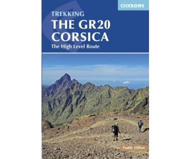 The GR 20 Corsica. The High Level Route