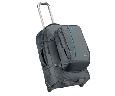 Torba Exodus 60+20 k:carbide grey / volt blue
