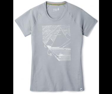 Koszulka Merino 150 Fjord Slider Tee W's